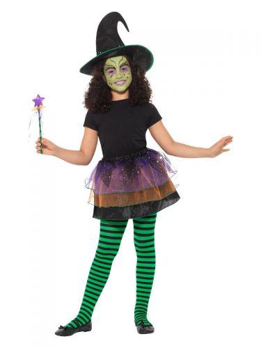 Pretty Witch Kit, Black & Purple