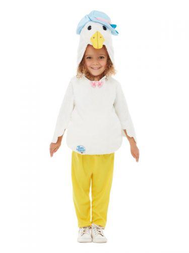 Peter Rabbit Deluxe Jemima Puddle-Duck Costume, Ye