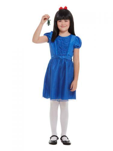 Roald Dahl Deluxe Matilda Costume, Blue