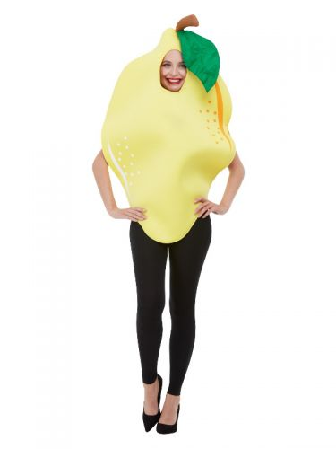 Lemon Costume, Yellow