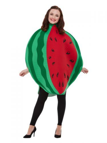Watermelon Costume, Red & Green