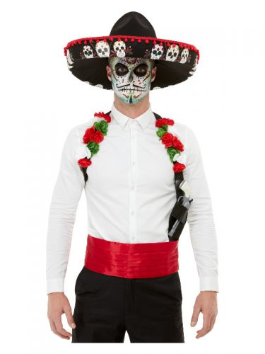 Day Of The Dead Kit, Red