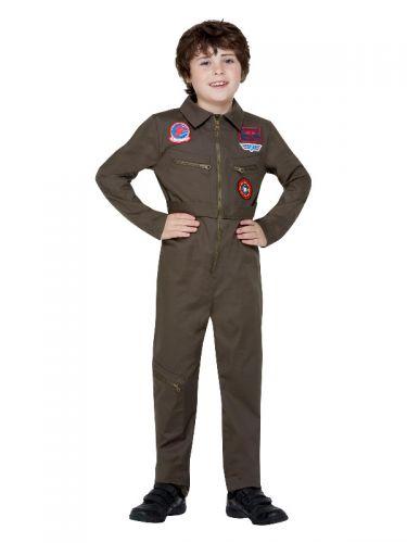 Top Gun Toddler Costume, Khaki