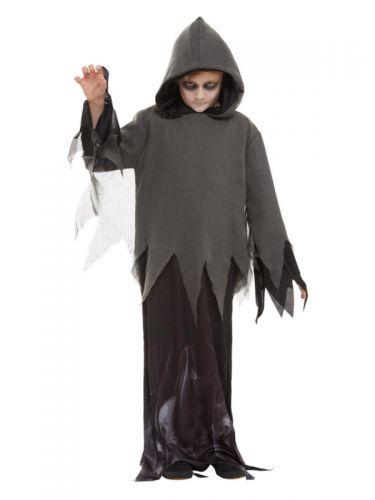 Ghost Ghoul Costume, Black