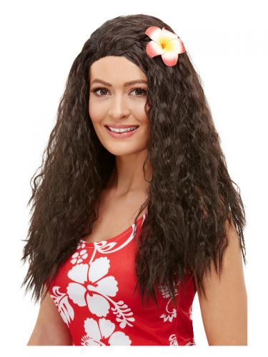 Hawaiian Wig, Brown