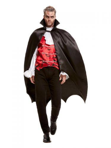 Vampire Bat Cape, Black