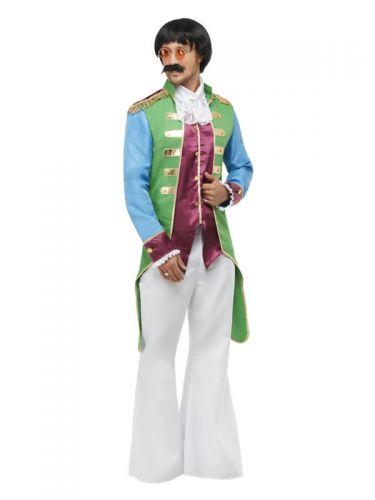 Party Jacket, Green & Purple