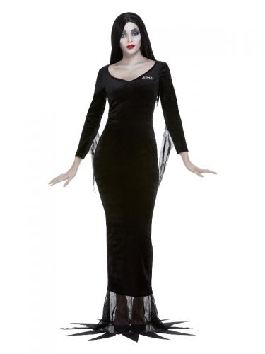 Addams Family Morticia, Black