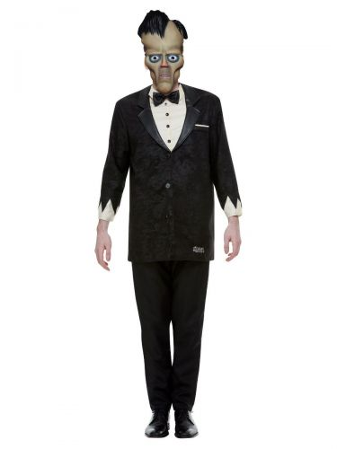Addams Family Lurch Costume, Black