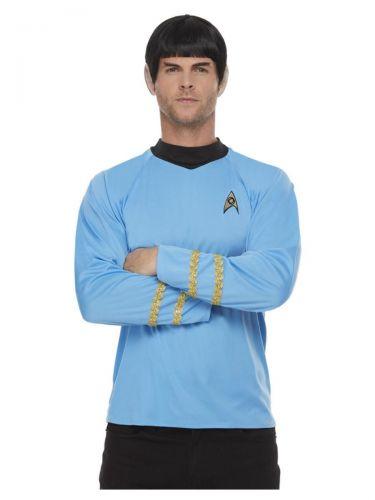 Star Trek, Original Series Sciences Uniform, Blue