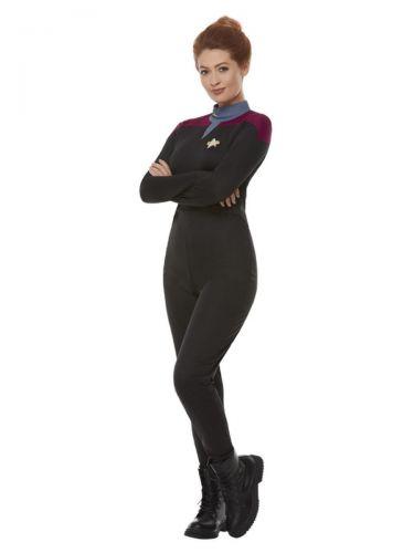Star Trek, Voyager Command Uniform, Maroon