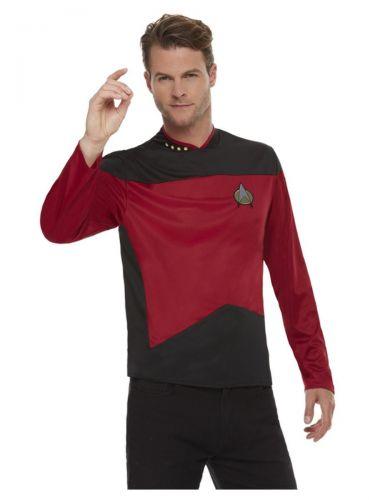 Star Trek, The Next Generation Command Uniform, Ma