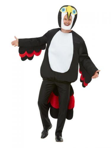 Bird Of Paradise Toucan Costume, Black