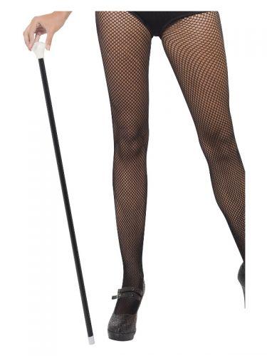 20s Style Dance Cane, Black