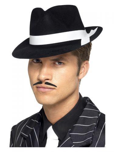 Al Capone Hat, Black