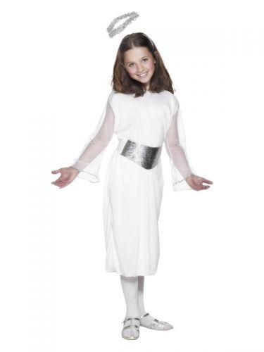 Angel Costume, White