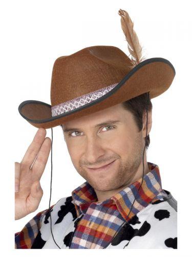 Dallas Hat, Brown