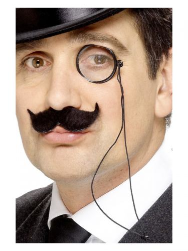 Tales of Old England Monocle, Black