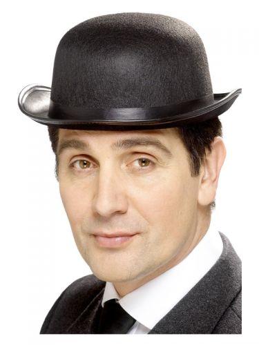 Bowler Hat, Black