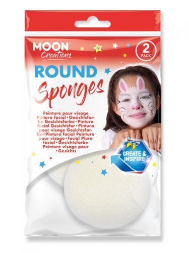Moon Creations Round Sponge,