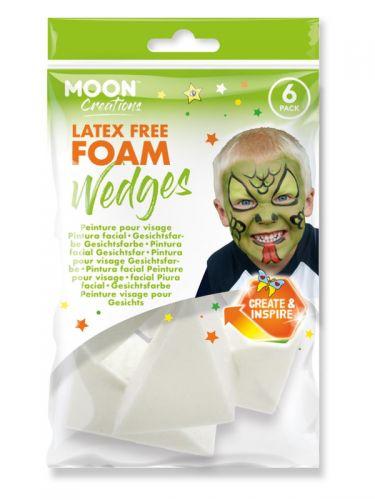 Moon Creations Latex Free Foam Wedge,