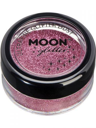 Moon Glitter Classic Ultrafine Glitter Dust, Pink