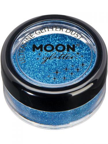 Moon Glitter Classic Ultrafine Glitter Dust, Blue
