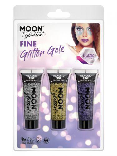 Moon Glitter Classic Fine Glitter Gel,