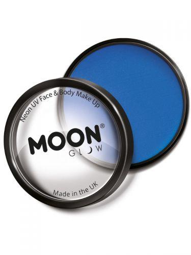 Moon Glow Pro Intense Neon UV Cake Pot, Blue