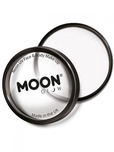 Moon Glow Pro Intense Neon UV Cake Pot, White