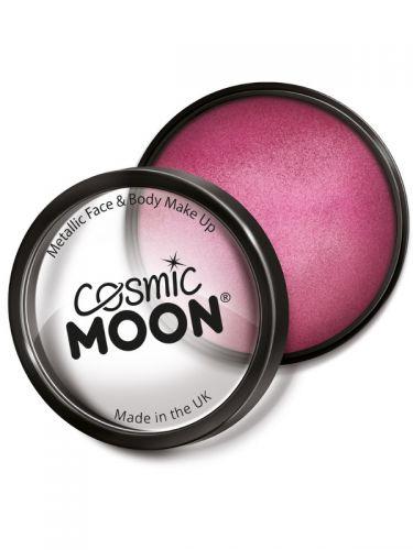 Cosmic Moon Metallic Pro Face Paint Cake Pots, Pin