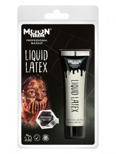 Moon Terror Pro FX Liquid Latex Clamshell, White